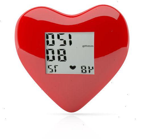 högt och lågt blodtryck
