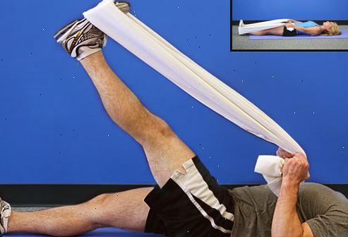 övningar för artros i knä