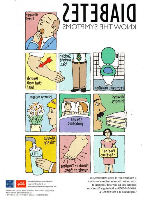 vad orsakar diabetes