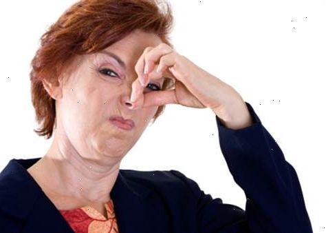 allergi parfym symptom