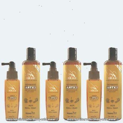 Ketokonazol schampo håravfall