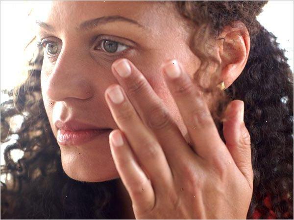 ryckningar i ögonlocket stress